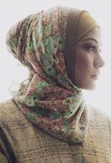 Nino fernandez bergaya casual Baju gamis ninos