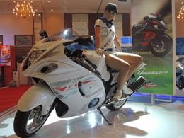 Suzuki Pinang 4 Moge untuk RI