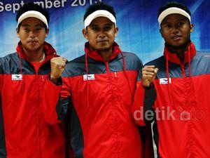 Tim Davis Indonesia Siap Hadapi China Taipe