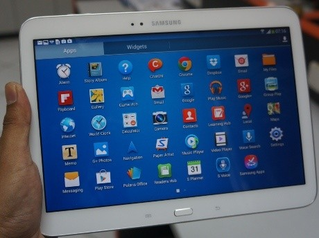 Galaxy Tab 3 10.1: Tampak Sama Tetapi Beda
