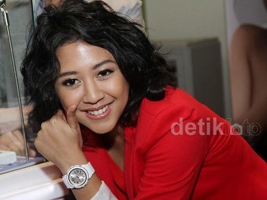 Messy Hair, Sherina Munaf
