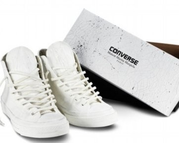 Converse X Maison Martin Margiela Rilis Sepatu Yang Bisa Berubah Warna
