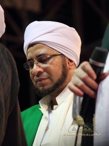 Sosok Habib Munzir Sangat Santun dan Bersahaja