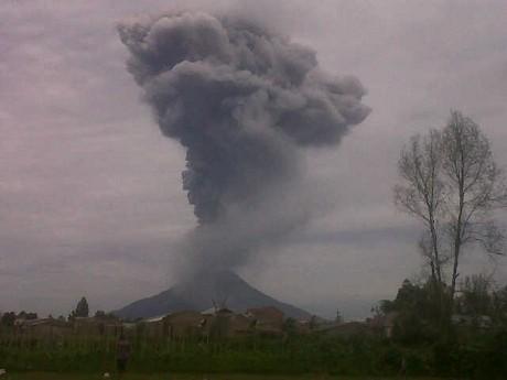 Kesaksian Pendaki yang Lolos dari Dahsyatnya Letusan Gunung Sinabung