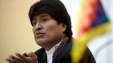 Presiden Bolivia akan Gugat Obama Atas Kejahatan Kemanusiaan