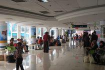 Nyamannya Stasiun Kereta Bandara di Medan