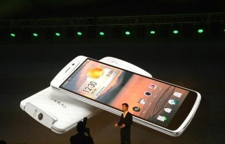 Peluncuran Oppo N1 (gsmarena)