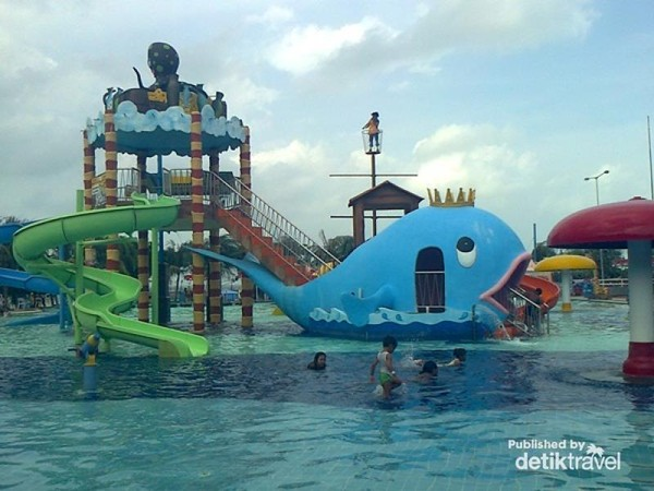 Wisata Bahari Lamongan Satu Tempat Sejuta Hiburan