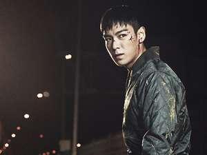Karisma TOP Bigbang di Konser G-Dragon Jakarta