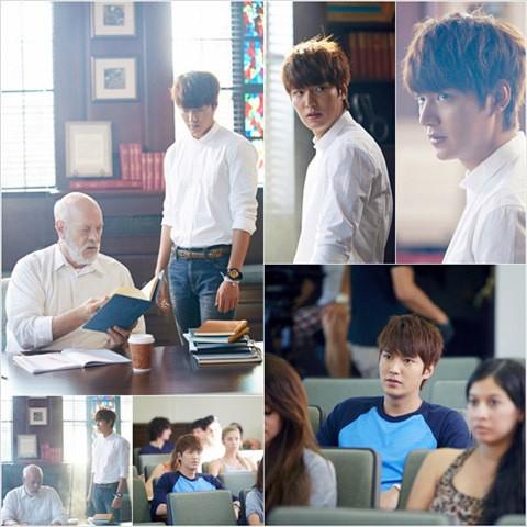 Lee Min Ho Jadi Anak Kampus di \Heirs\