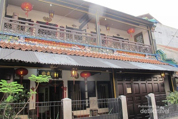 Museum Benteng Heritage, Pasar Lama, Tangerang