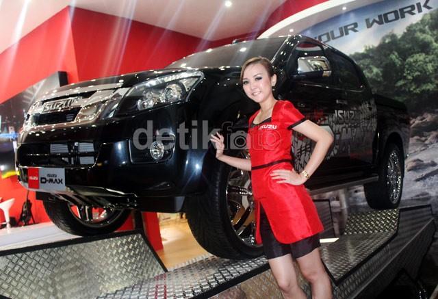 Isuzu D-Max Model Anyar
