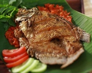 Pedas Manis Ikan Gurami yang Menggiurkan