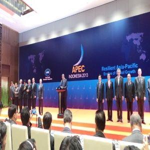 Satu Per Satu Pemimpin Ekonomi APEC Tinggalkan Bali