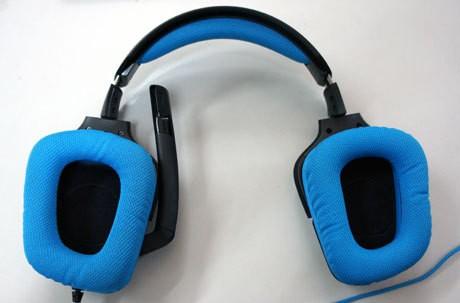Suara Ajaib Logitech G430