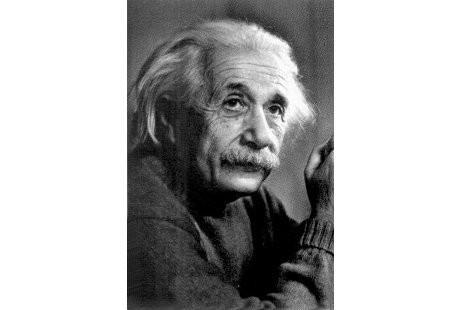 Albert Einstein (dok. uni-frankfurt)