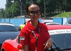 Cynthiara Alona Geram Porsche-nya Ditabrak Motor