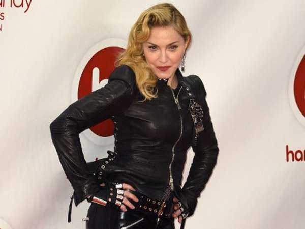 Gaya Bikers ala Madonna