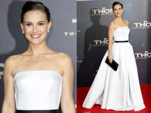 Simple and Elegan Natalie Portman