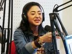 Ketika Dewi Persik Jadi Penyiar Radio