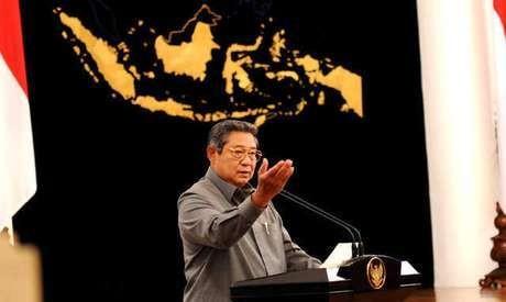 SBY: Soal Kemacetan Jakarta Datanglah ke Jokowi