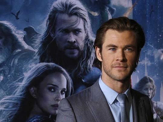 Bertabur Bintang di Premiere Thor: The Dark World