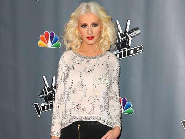 Christina Aguilera Makin Langsing