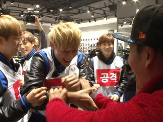 Yuk, Intip Cuplikan EXO di Running Man!