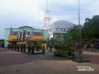 Jadi Pintar di Taman Pintar Yogyakarta
