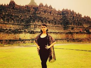 Jupe: Borobudur Bagusnya Minta Ampun