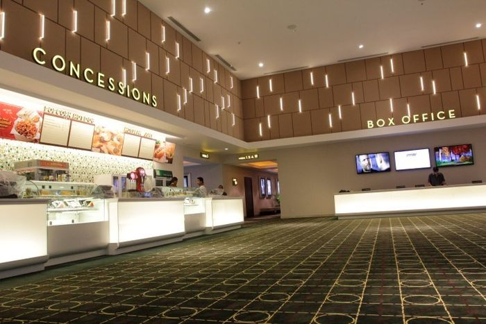 Bioskop Pertama Di Papua Segera Hadir Di Jayapura