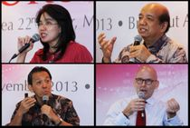 BCA Kembali Gelar Indonesia Knowledge Forum 2013