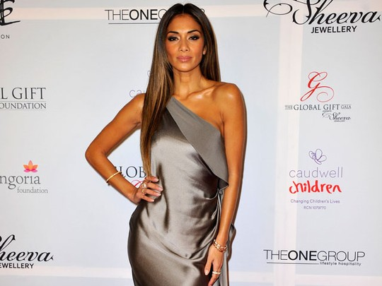 Simple and Elegant Nicole Scherzinger