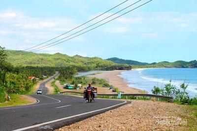 Ini Dia Jalan Raya Paling Keren di Selatan Jawa