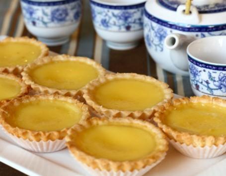 Kuning Dan Putih Telur Membuat Kue Lembut Dan Renyah