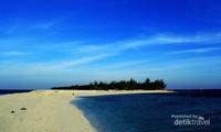 Pasir Putih, Pulau Sagori