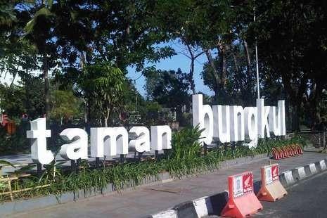 Taman Bungkul, taman kota andalan Surabaya (Zaenal/detikTravel)