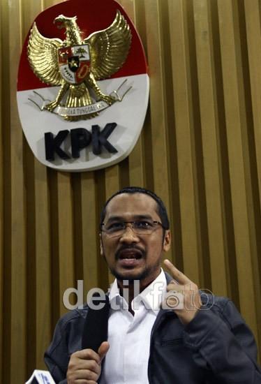 Abraham Samad: Kasus Century Adalah White Collar Crime