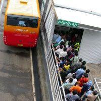 Atasi Macet Jakarta, Gerindra Usul Busway Diganti Jalur Kereta