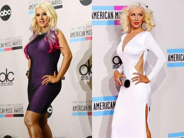 Transformasi Bentuk Tubuh Christina Aguilera dari Masa ke Masa