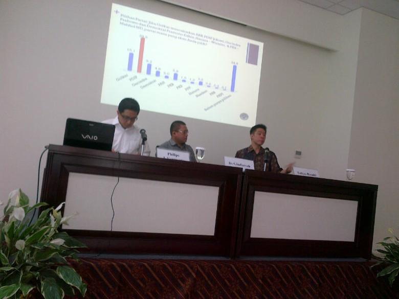 CSIS: Mayoritas Publik Tak Kenal Wakil Rakyatnya yang Duduk di DPR