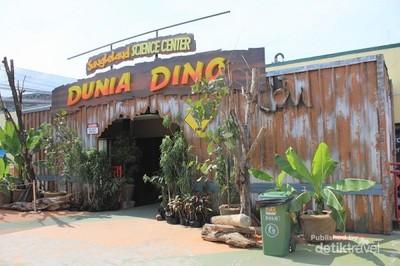 Serunya Dunia Dinosaurus di Jungleland