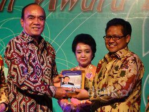 Kemenakertrans Gelar Transmigrasi Award 2013