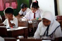 Ini Peringkat Kemampuan Matematika Siswa di Dunia, Indonesia Nomor Berapa?