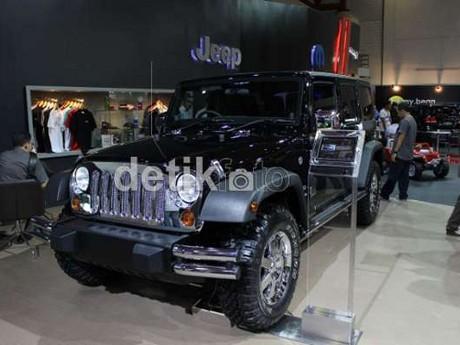 Diesel Jeep Wrangler >> Kenapa Jeep Wrangler Diesel Bisa Hidup Di Indonesia