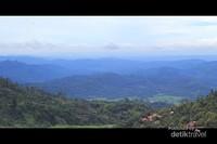 View di Telaga Ranjeng