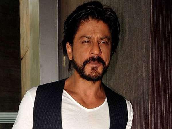 Wajah Brewokan Shahrukh Khan