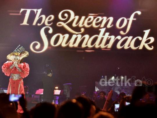Konser Mewah dan Memukau Melly Goeslaw