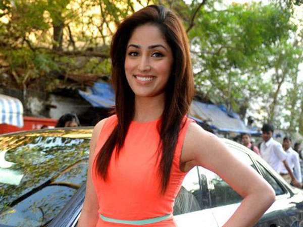 Senyuman Manis Bintang Bollywood Yami Gautam