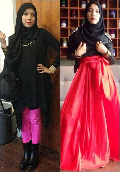 Hijab Style Jenahara Desainer Muda Busana Muslim Putri